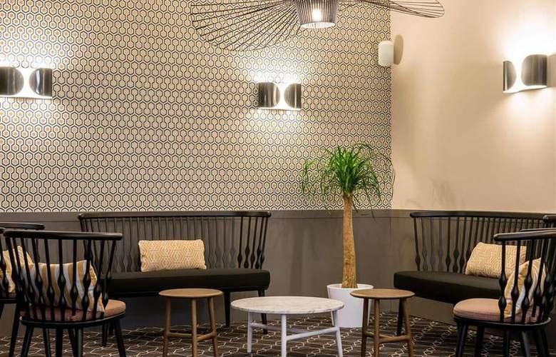 Mercure Lille Centre Vieux Lille - Bar - 8