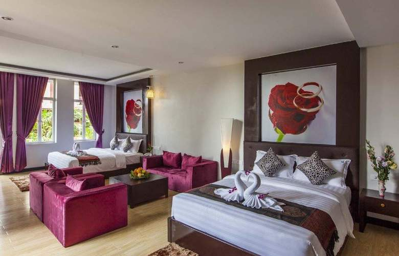 King Grand Suites Boutique Hotel - Room - 1