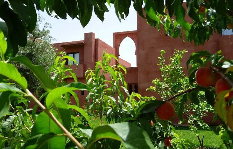 les jardins de zyriab - Hotel - 15