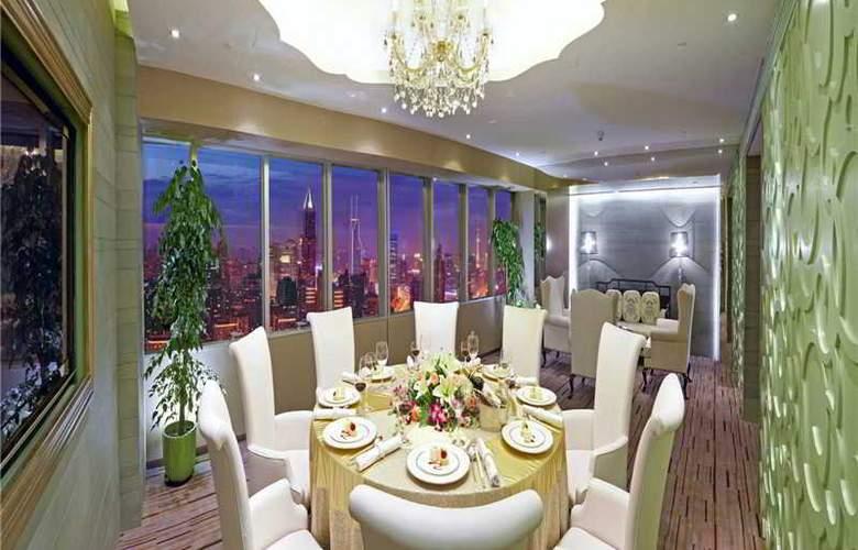 Jin Jiang Tower - Terrace - 8