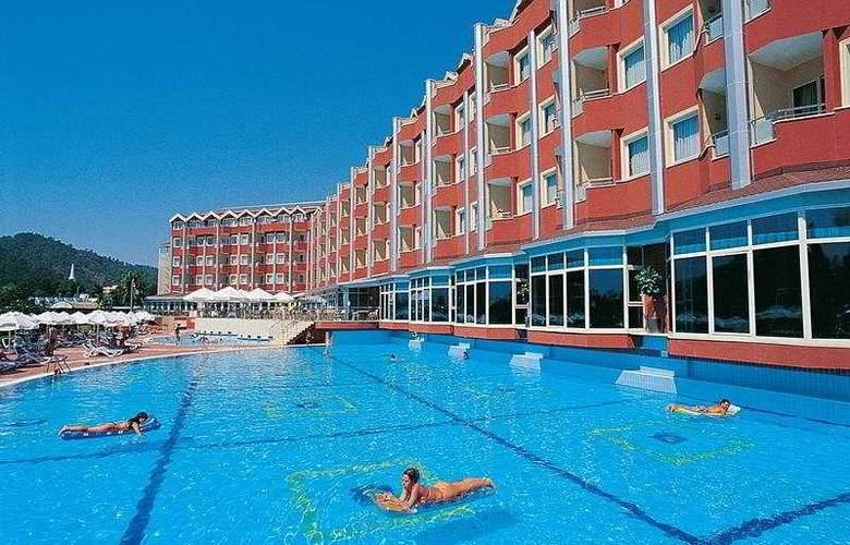Grand Haber Hotel Kemer - Pool - 8