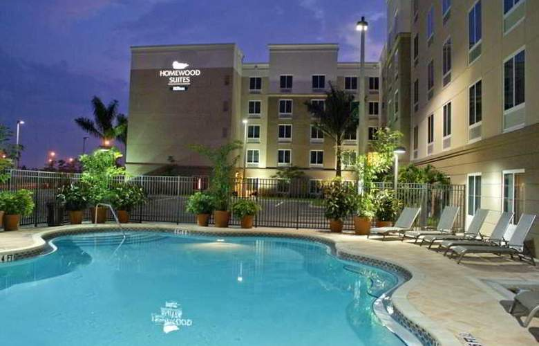 Homewood Suites by Hilton Fort Myers Airport - Pool - 0