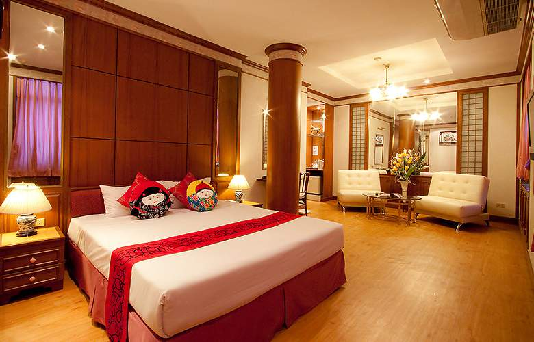 China Town Hotel - Room - 7