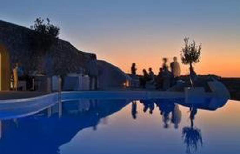 Carpe Diem Santorini - Pool - 4
