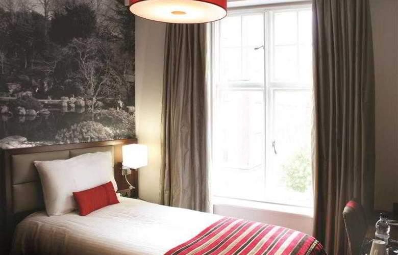 Seraphine Kensington Olympia - Hotel - 16