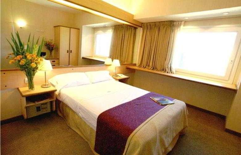 Aeroparque Inn & Suites - Room - 5