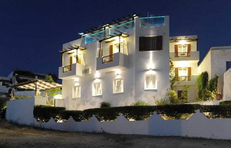 Ostria Hotel-Milos - Hotel - 4