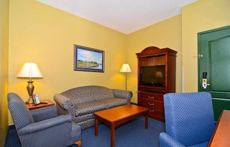 Best Western Executive Inn & Suites - Room - 115