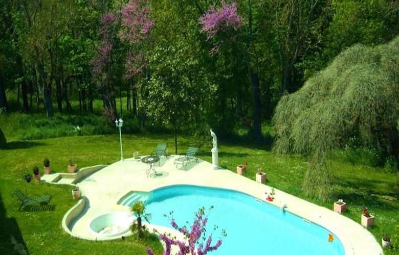 Relais du Silence Chateau de Lavail - Pool - 24