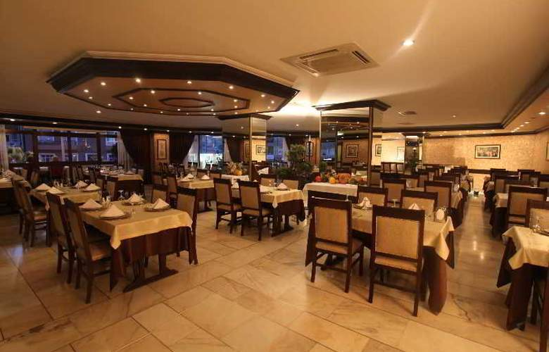 Grand Antakya - Restaurant - 3