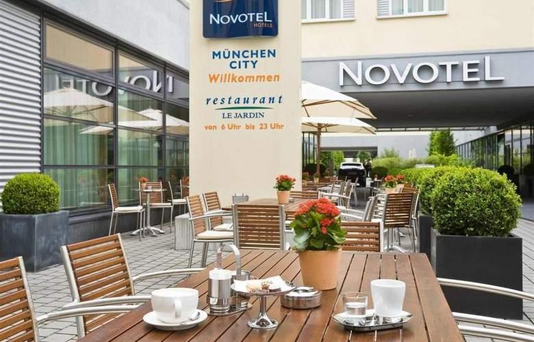Novotel Muenchen City - Restaurant - 59