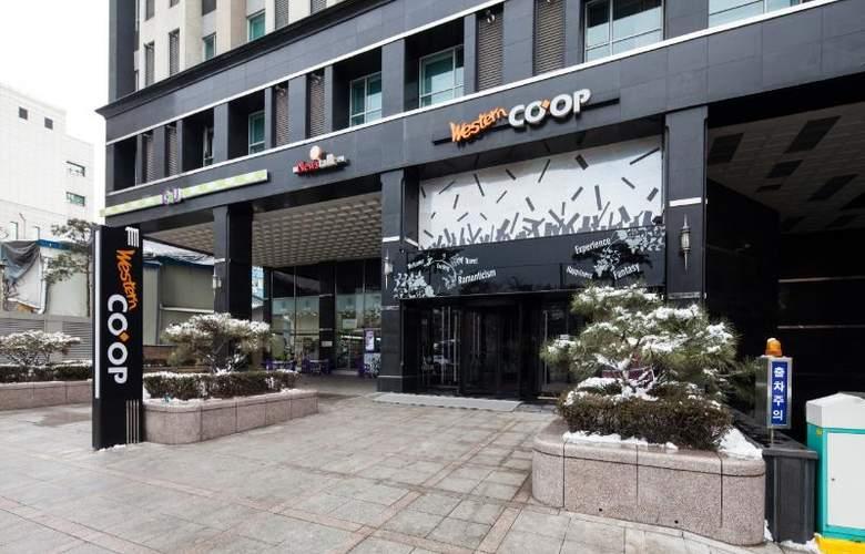 Western Co-Op Residence - Hotel - 3
