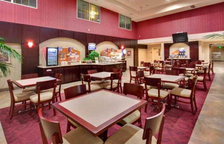 Holiday Inn Express & Suites Hollywood Walk Of Fame - Restaurant - 2