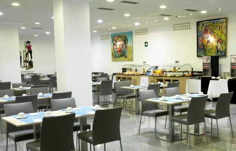 NH la Avanzada - Restaurant - 5