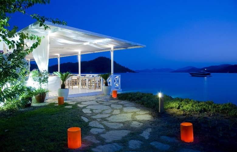 D-Resort Gocek - Terrace - 8