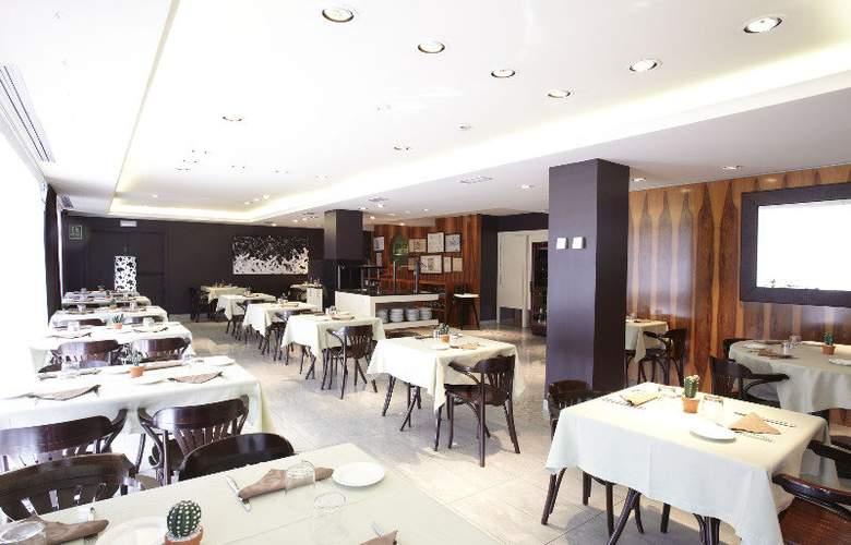 Mu Hotel - Restaurant - 10