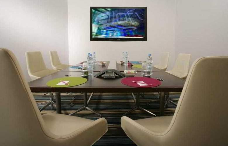 Aloft Abu Dhabi - Hotel - 32