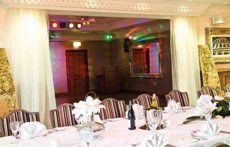 Best Western Premier Leyland - Hotel - 48