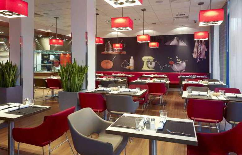 Ibis Warszawa Reduta - Restaurant - 20
