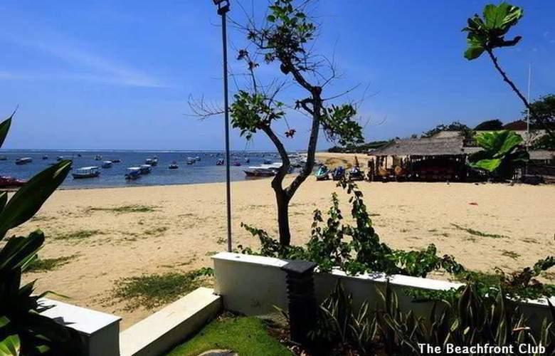 The Segara Condotel - Beach - 3