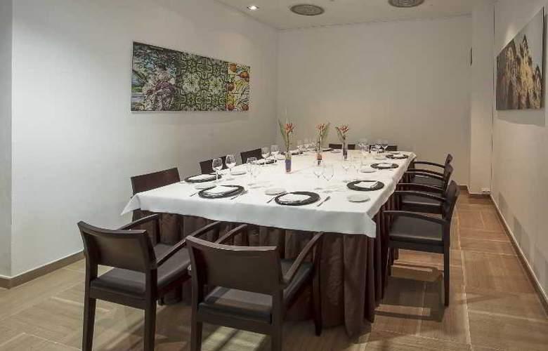 Barceló Valencia - Restaurant - 27