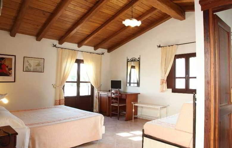 Nuraghe Arvu - Room - 8