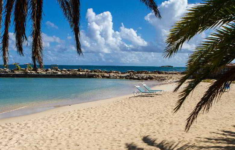 Ocean Point Residence Hotel & Spa - Beach - 16