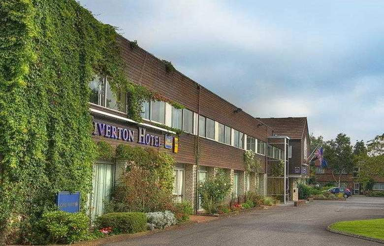 Best Western Tiverton - Hotel - 36