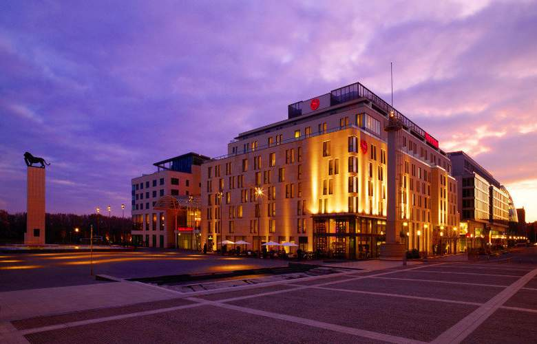 Sheraton Bratrislava - Hotel - 9