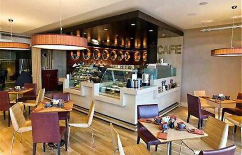 Marriott Dubai - The Harbour Hotel and Suites - Restaurant - 8