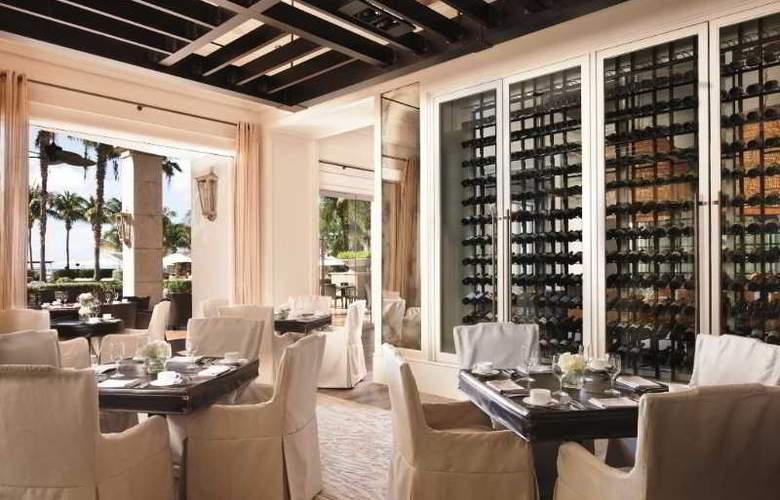 Ritz Carlton Grand Cayman - Restaurant - 20
