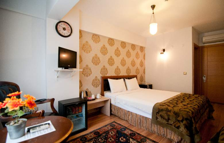 Noahs Ark Hotel - Room - 9