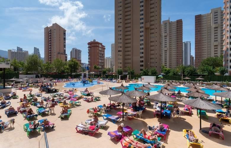 Medplaya Rio Park - Terrace - 14