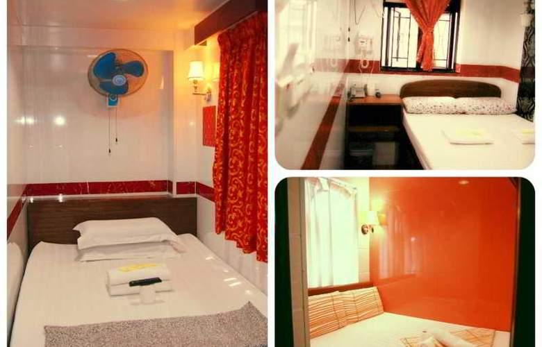 Ashoka Hostel - Room - 14