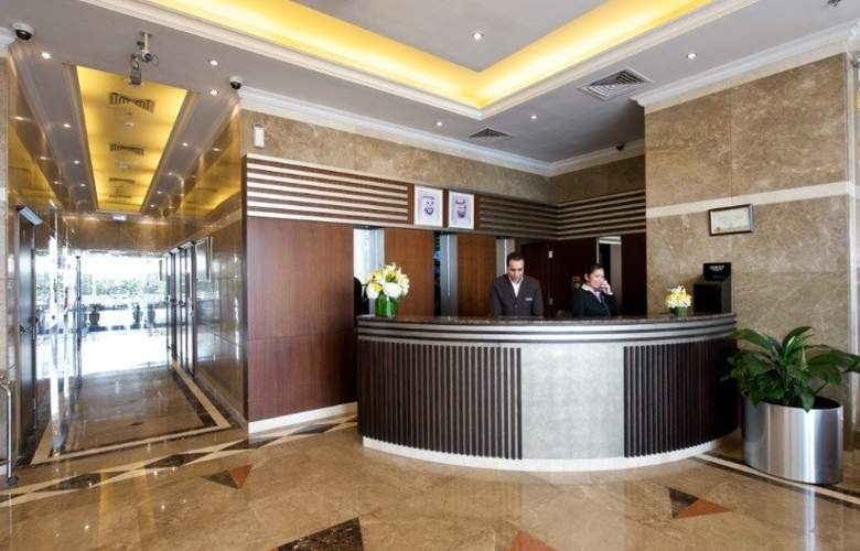 Time Crystal Hotel Apartment - General - 0