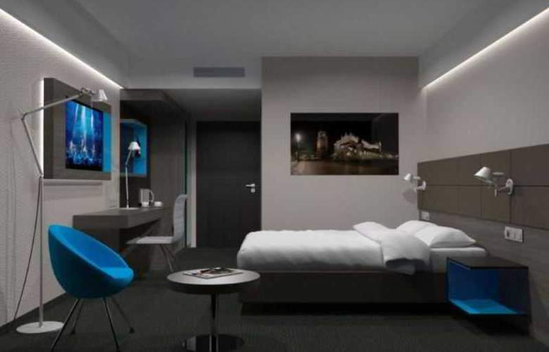 Q Hotel Plus Krakow - Room - 7