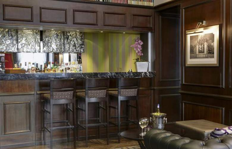 Best Western Duke Of Cornwall Hotel - Bar - 93