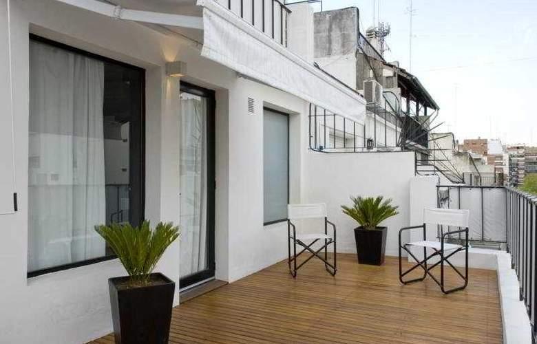 Dazzler Laprida  Hotel - Buenos Aires - Terrace - 7
