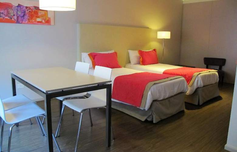 Bulnes Eco Suites - Room - 5