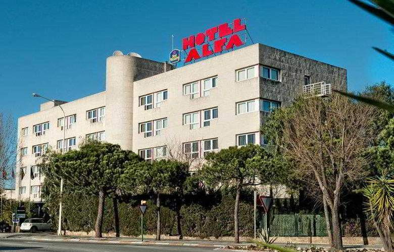 Best Western Alfa Aeropuerto - Hotel - 0