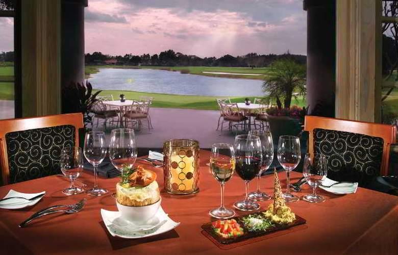 The Villas of Grand Cypress - Restaurant - 7