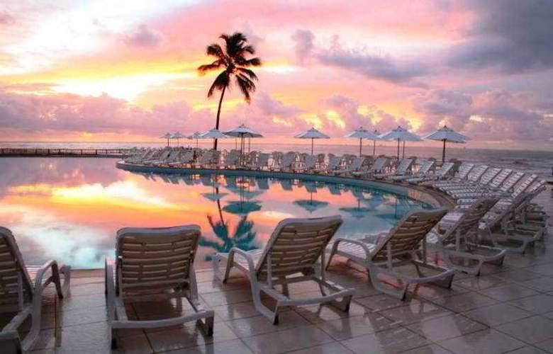 Prodigy Beach Resort & Convention Aracaju - Pool - 12