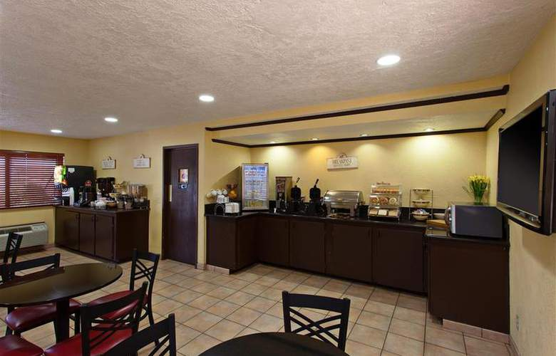 Best Western Desert Villa Inn - Restaurant - 38