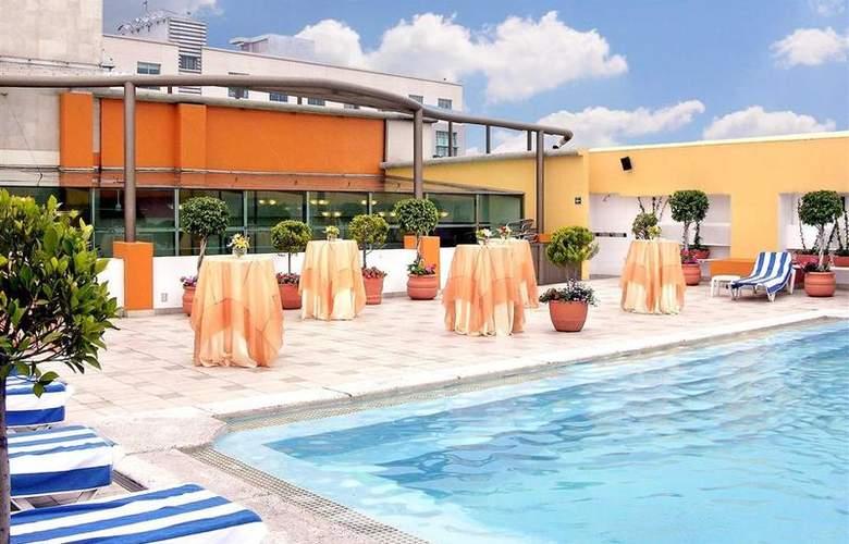 Novotel México Santa Fe - Hotel - 54