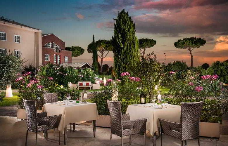 Sheraton Golf Parco De Medici Hotel & Resort - Terrace - 30