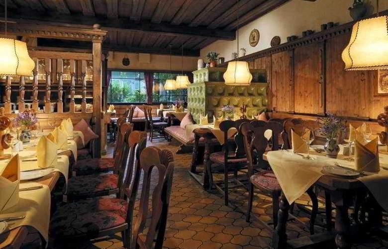 Sheraton Congress Hotel Frankfurt - Restaurant - 4
