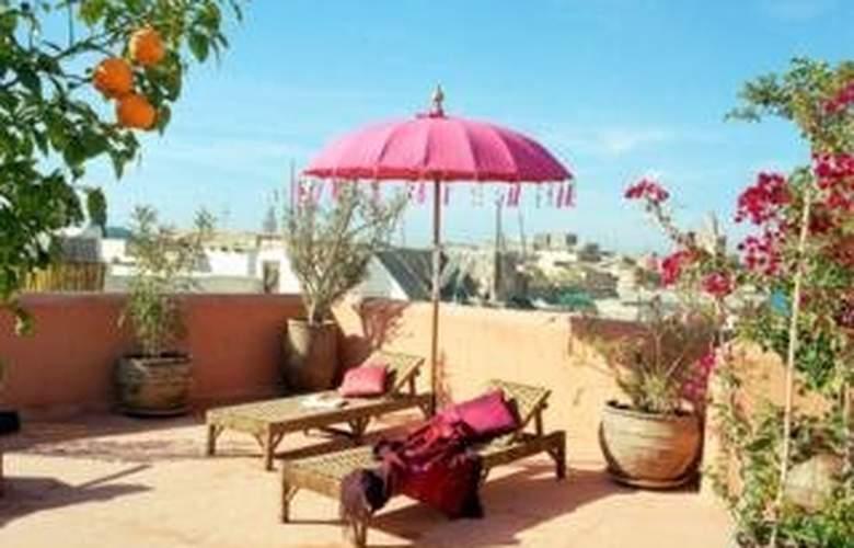 Riad Herougui - Terrace - 6