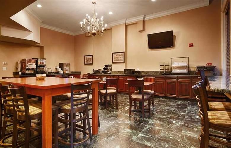 Best Western Plus Seaport Inn Downtown - Restaurant - 54