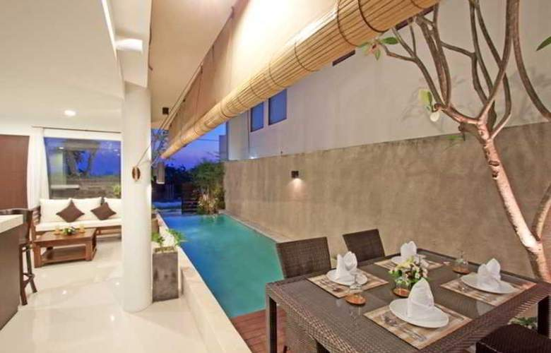 Villa Grace & Milena - Restaurant - 11