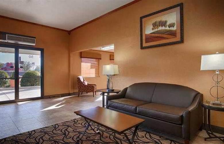 Best Western Martinsville Inn - Hotel - 28
